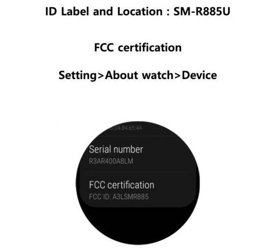kiedy Samsung Galaxy Watch 4 LTE FCC smartwatche plotki przecieki