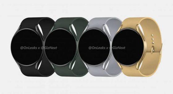 kiedy premiera Samsung Galaxy watch 4 active cena specyfikacja techniczna plotki prxecieki smartwatch rendery