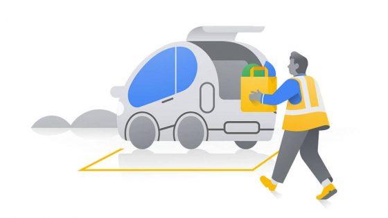 aplikacja Mapy Google Maps czas dojazdu sklepy