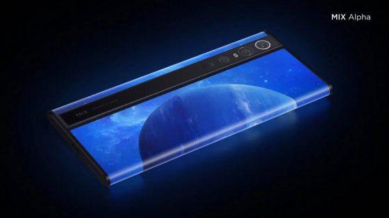 flagowiec Xiaomi Mi Mix 4 Odyn plotki przecieki wycieki