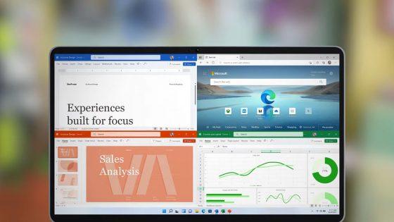 nowy pakiet Microsoft Office z Windows 11 co nowego nowości zmiany Fluent Design