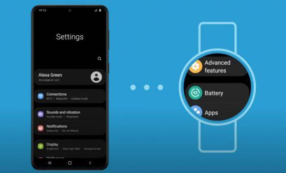 nakładka One UI Watch Wear OS na smartwatche Samsung Galaxy Watch 4 kiedy premiera