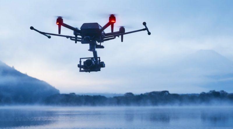 dron Sony Airpeak S1 cena kamera Alpha specyfikacja techniczna opinie