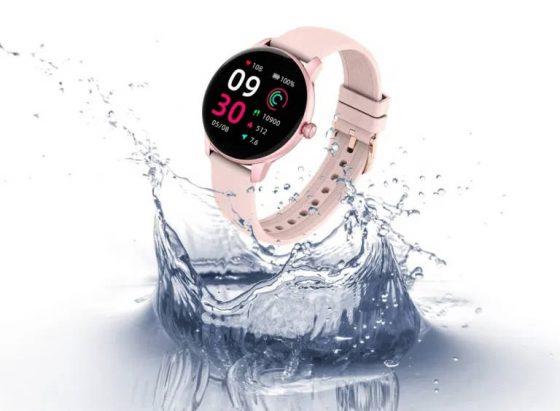 smartwatch dla kobiet Xiaomi Imilab W11 cena opinie