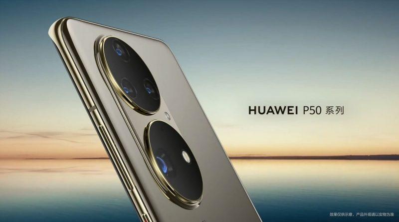 kiedy premiera Huawei P50 Pro plotki przecieki