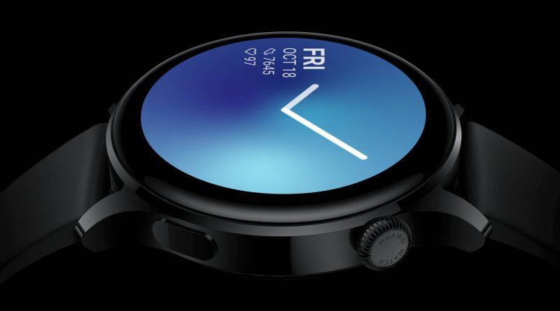 kiedy Huawei Watch 3 cena w Polsce opinie smartwatche HarmonyOS 2.0