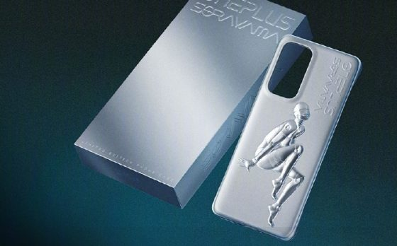 OnePlus 9 Pro Special Silver Edition