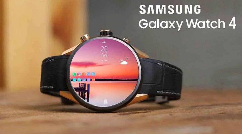 smartwatche Samsung Galaxy Watch 4 cena specyfikacja techniczna rendery