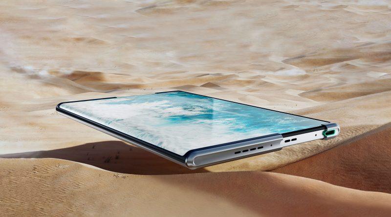 składane smartfony zwijane Vivo NEX Fold Slide Roll