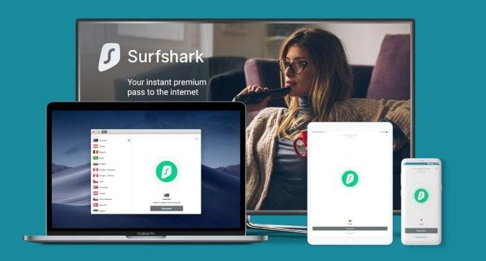 VPN Surfshark w praktyce opinie