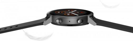 smartwatch Mobvoi TicWatch E3 cena opinie specyfikacja techniczna funkcje