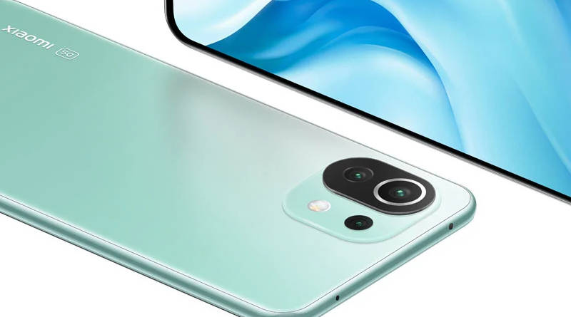 ranking AnTuTu Xiaomi Mi 11 Lite 5G