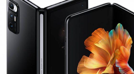 składany smartfon Xiaomi Mi Mix Fold 2 kiedy specyfkacja techniczna ekran Samsung Display