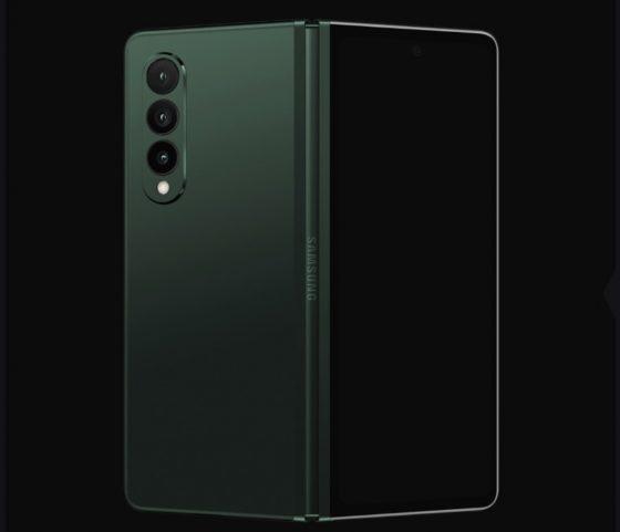 Jakie kolory obudowy Samsung Galaxy Z Fold 3