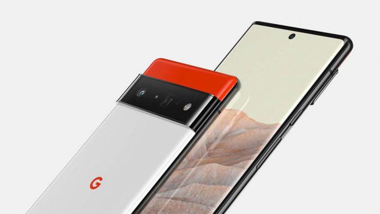 Aparat Google Pixel 6 XL zoom ultratele
