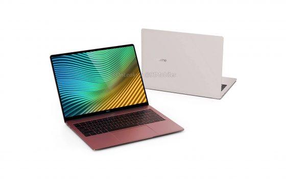 kiedy laptop Realme Book rendery jakie kolory obudowy cena specyfikacja techniczna