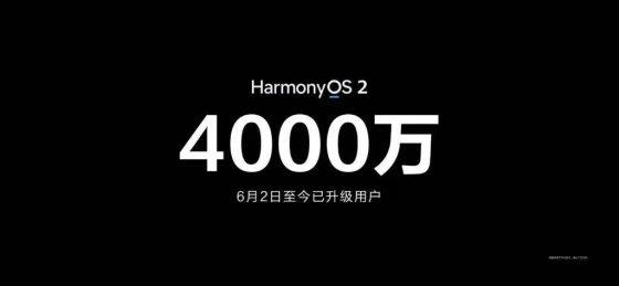 ile użytkowników ma HarmonyOS 2.0 Huawei statystyki liczby