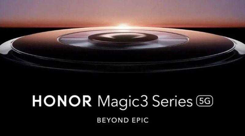 kiedy premiera Honor Magic 3 5G cena specyfikacja techniczna plotki przecieki