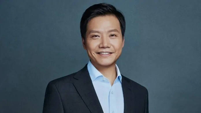CEO Xiaomi Lei Jun smartfon Xiaomi Mi 12 Mix 4