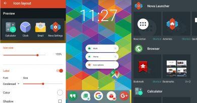 Nova Launcher 7 beta do pobrania. Są ciekawe nowości i zmiany