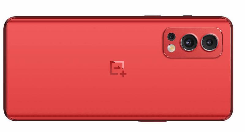 kolory obudowy OnePlus Nord 2 5G