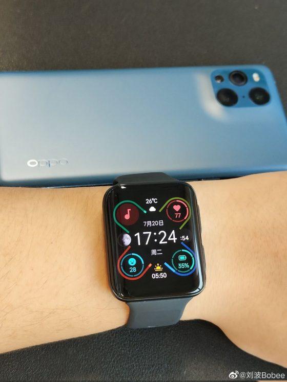 kiedy smartwatch Oppo Watch 2 cena specyfikacja techniczna plotki przecieki wycieki