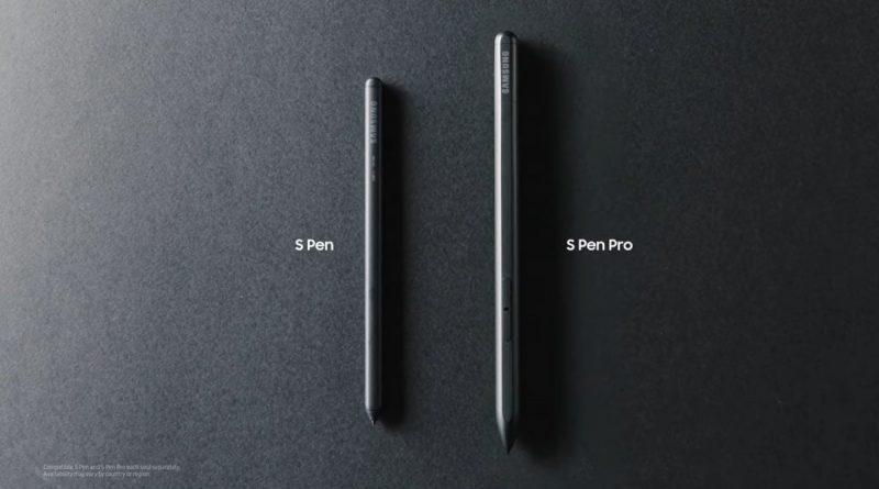 rysik S Pen Pro cena specyfikacja techniczna Samsung Galaxy Z Fold 3