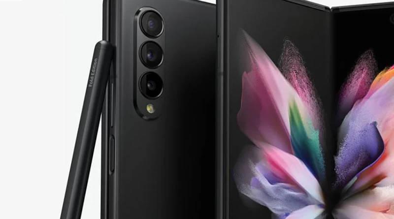 Samsung Galaxy Z Fold 3 etui Note Pack dla S Pen specyfikacja techniczna wideo 8K