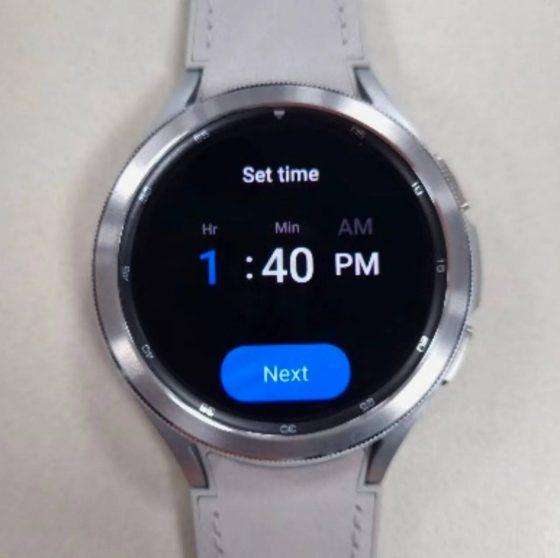 smartwatch Samsung Galaxy Watch 4 Classic cena specyfikacja techniczna