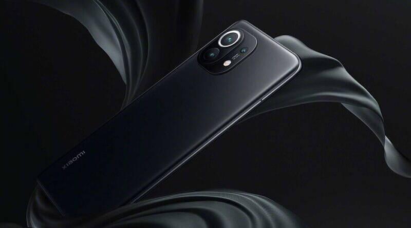 Xiaomi Mi 11 design