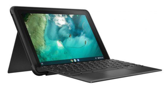 laptop ASUS Chromebook Detachable CZ1 cena specyfikacja techniczna