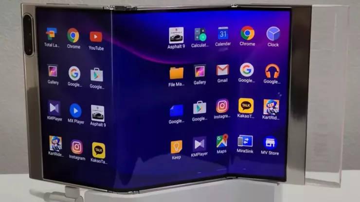kiedy składany smartfon Samsung Galaxy Z Fold 4specyfikacja techniczna prototyp plotki przecieki