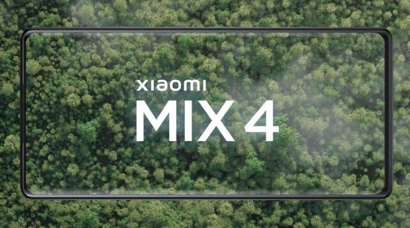 kiedy premiera Xiaomi Mi Mix 4 cena specyfikacja techniczna plotki przecieki