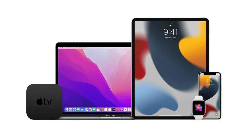 iOS 15 beta macOS Monterey beta Apple testy