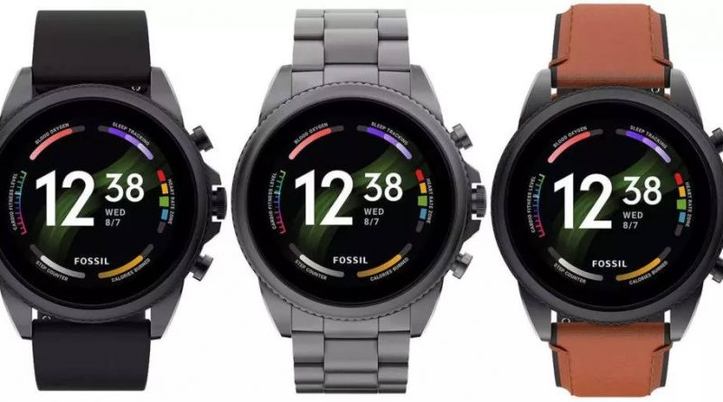 kiedy smartwatch Fossil Gen 6 Wear OS Snapdragon Wear 4100