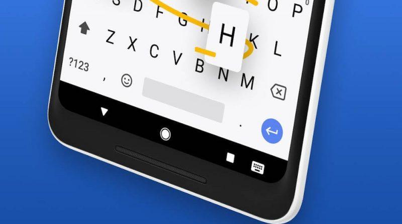 klawiatura Gboard Google Android 12 aplikacje zmiany Material You