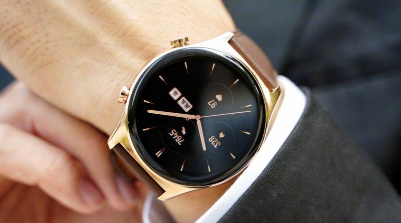 kiedy smartwatch Honor Watch GS 3 specyfikacja techniczna