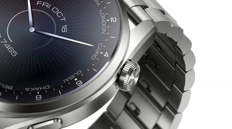 Huawei Watch 3 Pro najlepszy smartwatch EISA