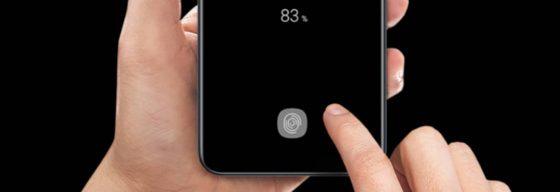 Apple iPhone 13 Touch ID pod ekranem