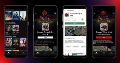 Netflix testuje w aplikacji własne gry. Program pilotażowy uruchomiono w Polsce