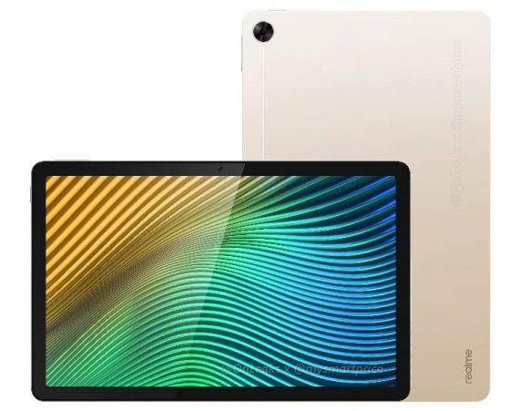 kiedy tablet Realme Pad rendery specyfikacja techniczna plotki przecieki