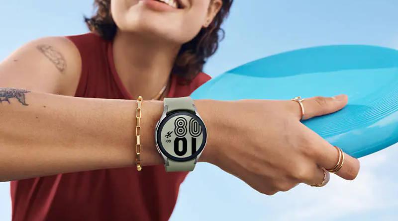 aktualizacja Samsung Galaxy Watch 4 co nowego opinie Zdrowie ustawienia