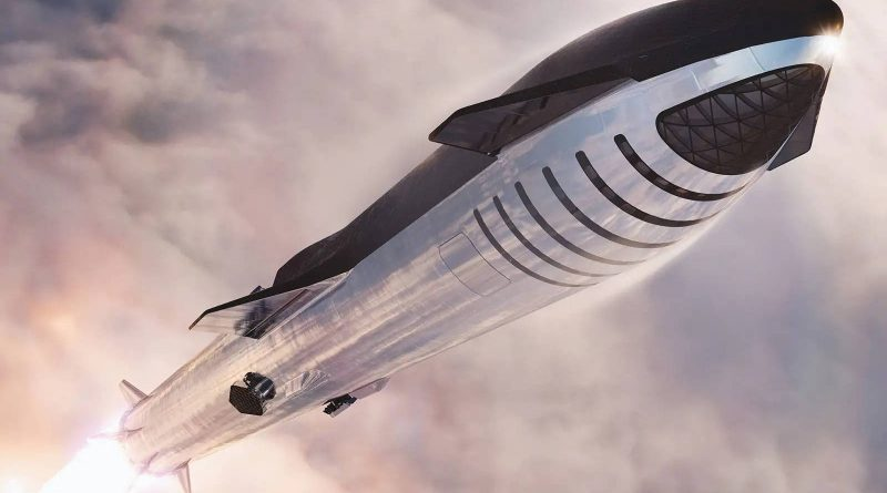 kiedy lot orbitalny Starship SN20 silniki próżniowe Raptor SpaceX