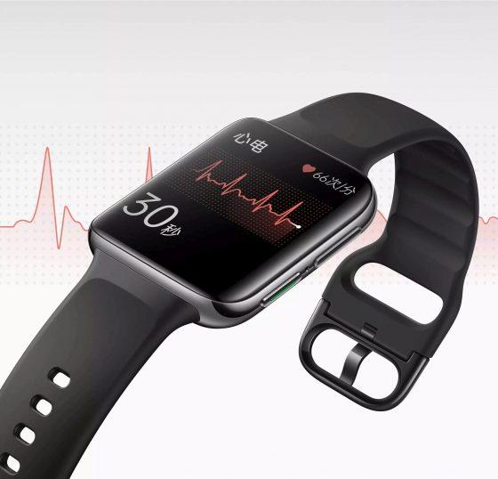 kiedy smartwatch Oppo Watch 2 EKG cena specyfikacja techniczna