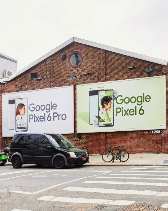 plakaty Google Pixel 6 Pro