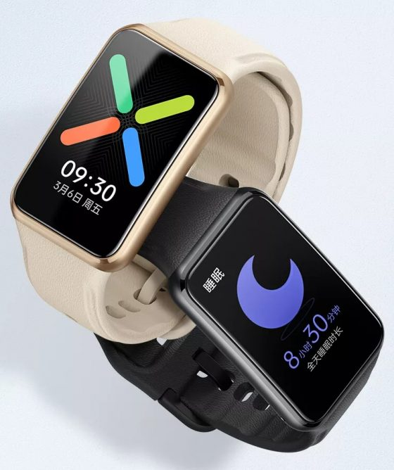 kiedy smartwatch Oppo Watch Free specyfikacja techniczna cena plotki przecieki rendery