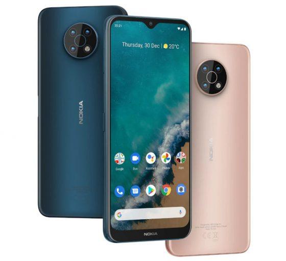 kiedy premiera Nokia G50 5G cena specyfikacja techniczna opinie gdzie kupić najtaniej w Polsce