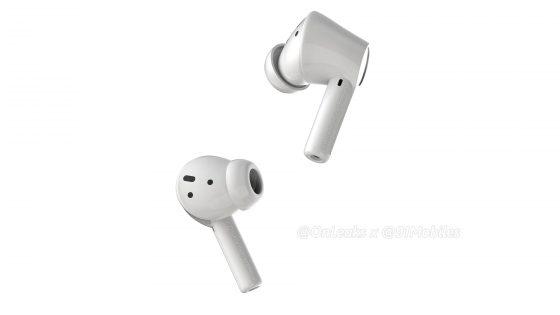 słuchawki bezprzewodowe OnePlus Buds Z2 cena rendery specyfikacja techniczna plotki przecieki