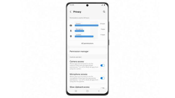 kiedy aktualizacja One UI 4.0 beta testy Samsung Galaxy S21 opinie Android 12