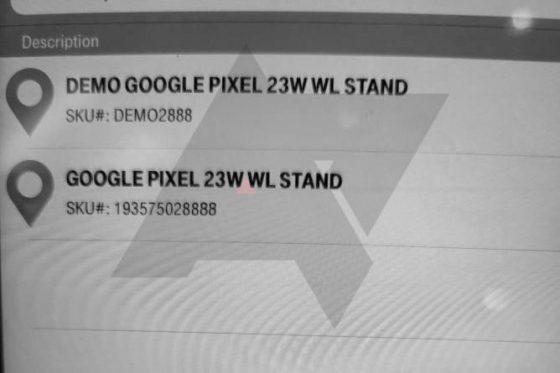 kiedy Google Pixel 6 ładowarka Pixel Stand plotki przecieki wycieki